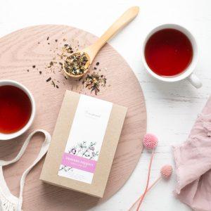 Immune support organic herbal tea