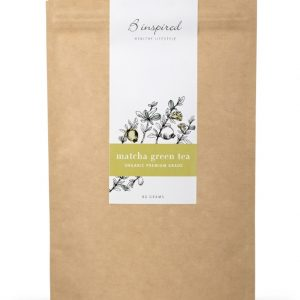 Premium organic matcha green tea