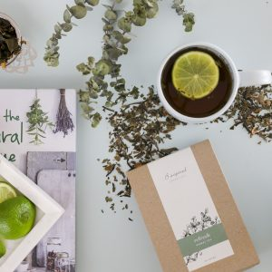 Refresh herbal tea