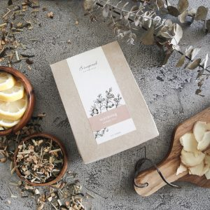 organic herbal teas & skincare