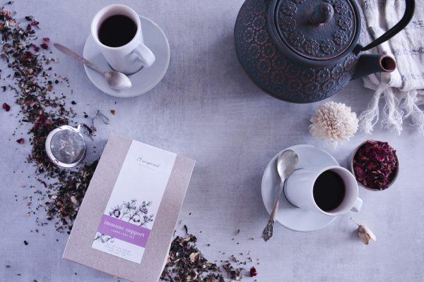 Immune support herbal tea