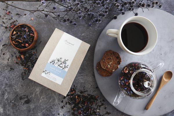 Earl grey herbal tea