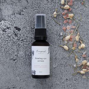 Firming eye serum B inspired healthy lifestyle botanicals
