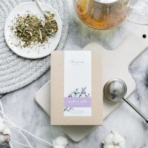 Mothers milk organic herbal tea