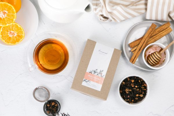 All day breakfast organic tea