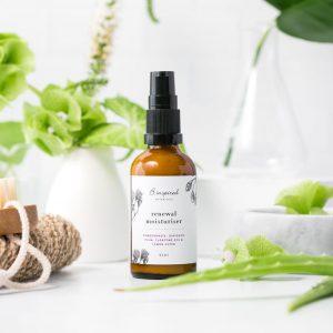 Renewal moisturiser