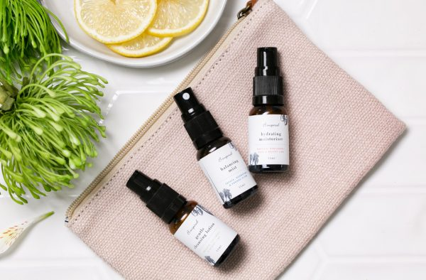 Ultimate hydrating essentials minis
